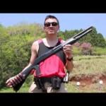 アンリミをマルイ ベネリM3で撃ってみました。