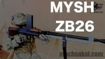 MYTH ZB26 チェコスロバキアの傑作軽機関銃のレビュー【動画あり】