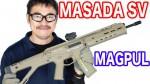 MAGPUL PTS MASADA SV 本家MAGPULでバリュー価格な電動ガン マック堺のエアガンレビュー動画