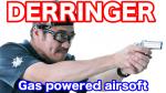 MARUSHIN DERRINGER 6mmBB マルシン デリンジャー 2連発のガスガン! マック堺のレビュー動画