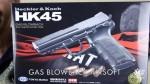TOKYOMARUI HK45 ガスブローバック 東京マルイ HK45の再レビュー  マック堺のレビュー動画
